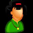 lady, japanese, female, china, boss, woman, girl, japan, asian, chinese, femine icon