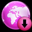 download, decrease, descending, fall, down, descend icon