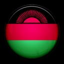 malawi, flag, country icon