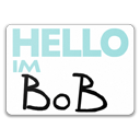 Hello I am Bob icon