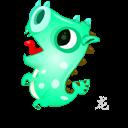 Dragon, Zodiac icon