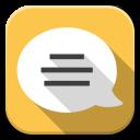 Apps gnome subtitles icon