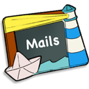 letter, envelop, email, mail, message icon