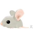 Mouse, Zodiac icon