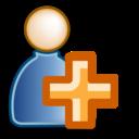 add,participant,plus icon