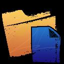 folder, file, document, paper icon