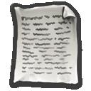 text,document icon