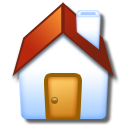homepage, house, home, building icon