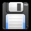 Hardware Floppy icon