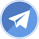 telegram, send, chat, media, message icon