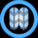 Blue Takanoha 2 icon
