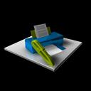 print, printer, edit, write, writing icon