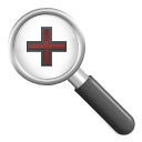 zoom, enlarge, zoom in, new, in, magnifying class, magnifier icon