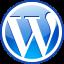 blogging, newsletter, press, write, word, blog crm, wordpress icon