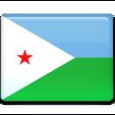 djibouti,flag,country icon
