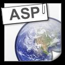 File Types asp icon