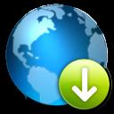 download, descend, fall, descending, down, decrease icon