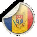 flag, moldova, drapel, md icon