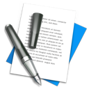text, write, edit icon