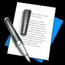 text, write, edit icon