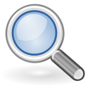search, system icon