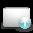 upload,folder,ascend icon