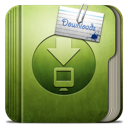 Folder Download Folder icon