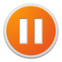 playback, pause, media icon