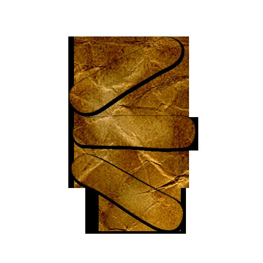 wire, logo, shout icon
