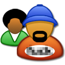 urban, profile, head, avatar, person, msn, user, account, people, human icon