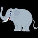 Elephant, icon