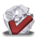 Mail, Mark, Notjunk icon