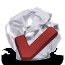 message, envelop, notjunk, mark, mail, email, letter icon