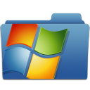 folder, microsoft, window icon