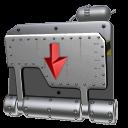 Folder Drop Box icon
