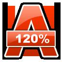 alcohol, 120% icon