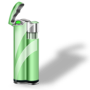 lighter, gas icon