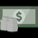 currency, money, dollar, cash, finance icon