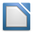 apps writer libreoffice icon