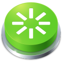 Perspective Button Reboot icon