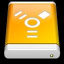 drive, classic, firewire icon