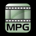mpg,mpeg icon