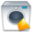 Level, Machine, Washing icon