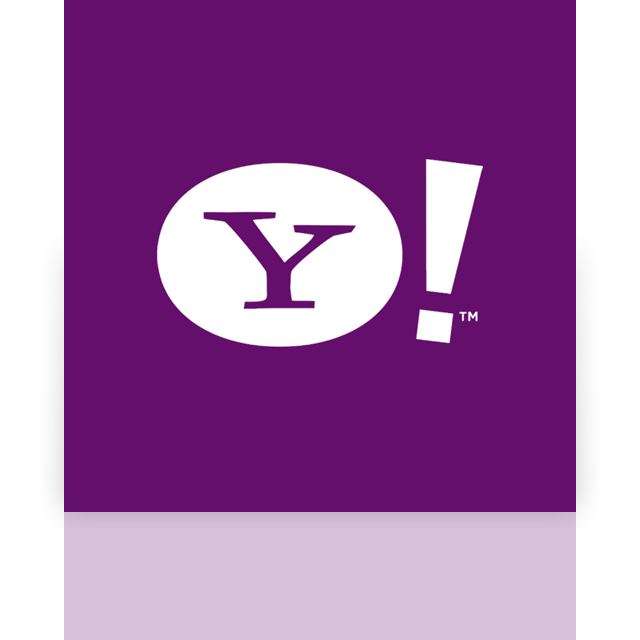 mirror, alt, yahoo icon
