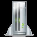 hosting, dedicated, server icon
