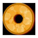disc, marble icon