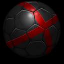 pyramid,ball icon