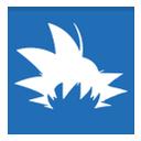 goku, dragon ball icon