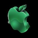 mac, green icon
