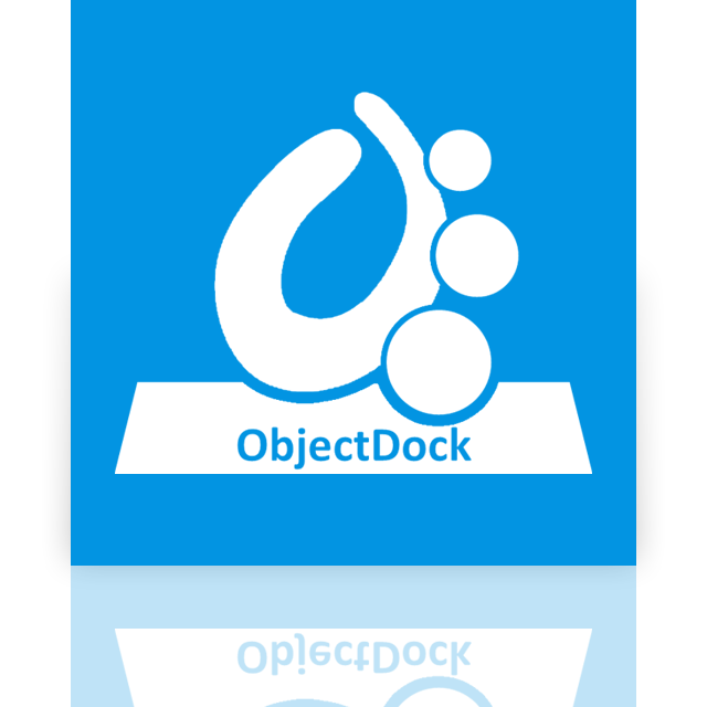 objectdock, mirror icon